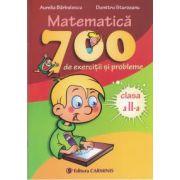 Matematica: 700 de exercitii si probleme. Clasa a 2 - a