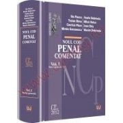 Noul Cod penal comentat