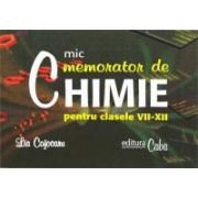 Mic memorator de chimie - VII-XII
