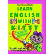INVATA ENGLEZA CU KITTY (LEARN ENGLISH WITH KITTY)