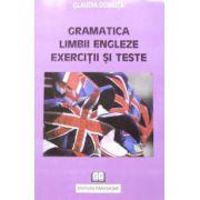 Gramatica limbii engleze - exercitii si teste