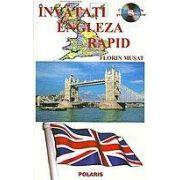 Invatati engleza rapid (contine CD cu pronuntia lectiilor)