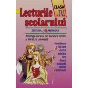 Lecturile scolarului clasa a IV-a. Antologie de texte din literatura româna si cea universala