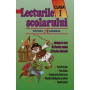 Lecturile scolarului clasa I. Antologie de texte din literatura româna si universala