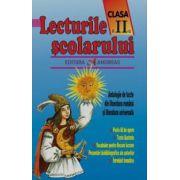 Lecturile scolarului clasa a II-a. Antologie de texte din literatura româna si cea universala