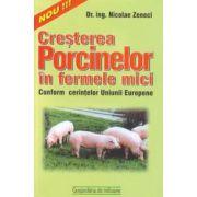 Cresterea porcinelor in fermele mici conform cerintelor Uniunii Europene