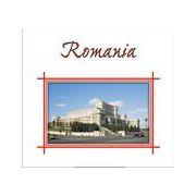 ROMANIA - Text în limbile română, franceză, engleză, germană