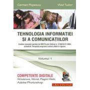 TIC - Competenţe Digitale - Volumul 1