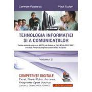 TIC - Competenţe Digitale - Volumul 2