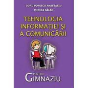 Tehnologia Informaţiei şi a Comunicării pentru gimnaziu