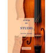 Album de Studii pentru vioară