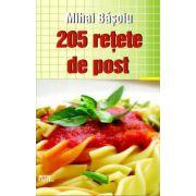 205 reţete de post