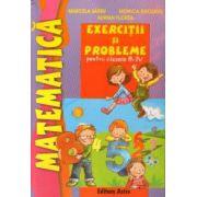 Exercitii si probleme de matematica II-IV