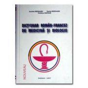 Dictionar roman francez de medicina si biologie