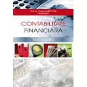 Contabilitate financiara. Teste grila
