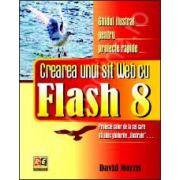 Crearea unui sit web cu FLASH 8