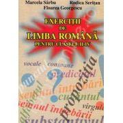 Exercitii de Limba Romana pentru clasele II - IV
