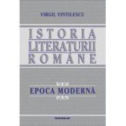 Istoria literaturii romane. Epoca Moderna