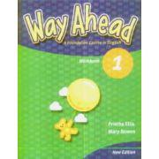 Way Ahead 1- caietul elevului pentru clasa a III-a