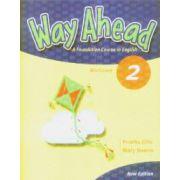 Way Ahead 2- caietul elevului pentru clasa a IV-a