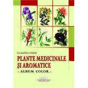 PLANTE MEDICINALE ŞI AROMATICE – album color