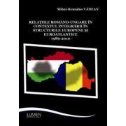 Relatiile romano-ungare