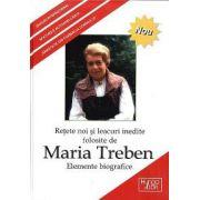 Retete noi si leacuri inedite folosite de Maria Treben - elemente biografice