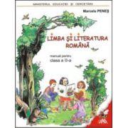 LIMBA SI LITERATURA ROMANA clasa a II-a