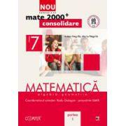 MATEMATICA. ALGEBRA, GEOMETRIE. CLASA A VII-A. PARTEA I - CONSOLIDARE