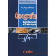 GEOGRAFIA CONTINENTELOR - Manual a VII-a