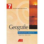 GEOGRAFIE. MANUAL PENTRU CLASA A VII-A