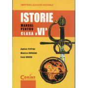ISTORIE - Manual pentru clasa a VI-a