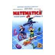 Matematica (manual clasa I)