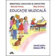EDUCATIE MUZICALA manual pentru clasa a IV-a