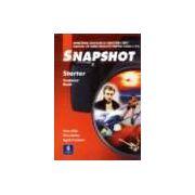 Snapshot Starter manual pentru clasa a V-a