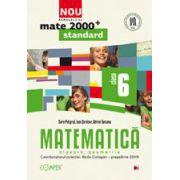 MATEMATICA. ALGEBRA, GEOMETRIE. CLASA A VI-A - STANDARD