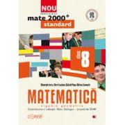 MATEMATICA. ALGEBRA, GEOMETRIE. CLASA A VIII-A - STANDARD