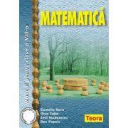 Matematica - Manual pentru clasa a VIII-a - Caba