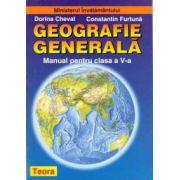 Geografie generala clasa 5 - Cheval