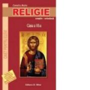 Religie. Caiet pentru elevi. Clasa a VII a