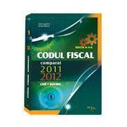 Codul Fiscal Comparat 2011 - 2012 (cod + norme), ed. 2