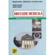 Educatie muzicala - manual pentru clasa a VII - a