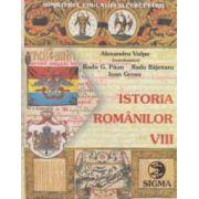 Istoria romanilor: manual pentru clasa a VIII - a