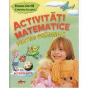 Activitati matematice pentru gradinita cu autocolante