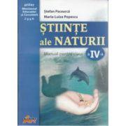 Stiinte ale Naturii manual clasa a 4 a