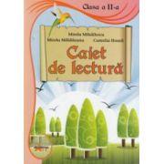 Caiet de lectura - clasa a II - a