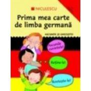 Prima mea carte de limba germana : Ascunde si ghiceste