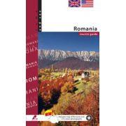 Ghid turistic Romania (engleza)