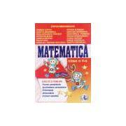 Matematica-culegere clasa V