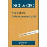 Noul Cod civil. Codul de procedura civila Actualizat 26 septembrie 2012